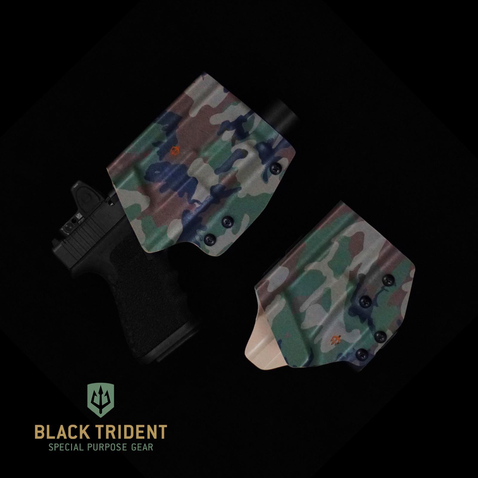 Thor OWB Custom Holster Series für Licht-/Lasermodule | von Black Trident