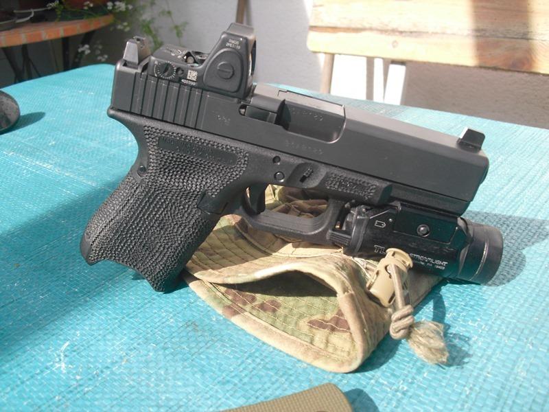 Glock 19 MOS Gen4 Custom