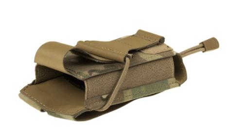Abverkauf 4 Stück Clawgear Backward Flap Mag Pouch 5.56 Multicam