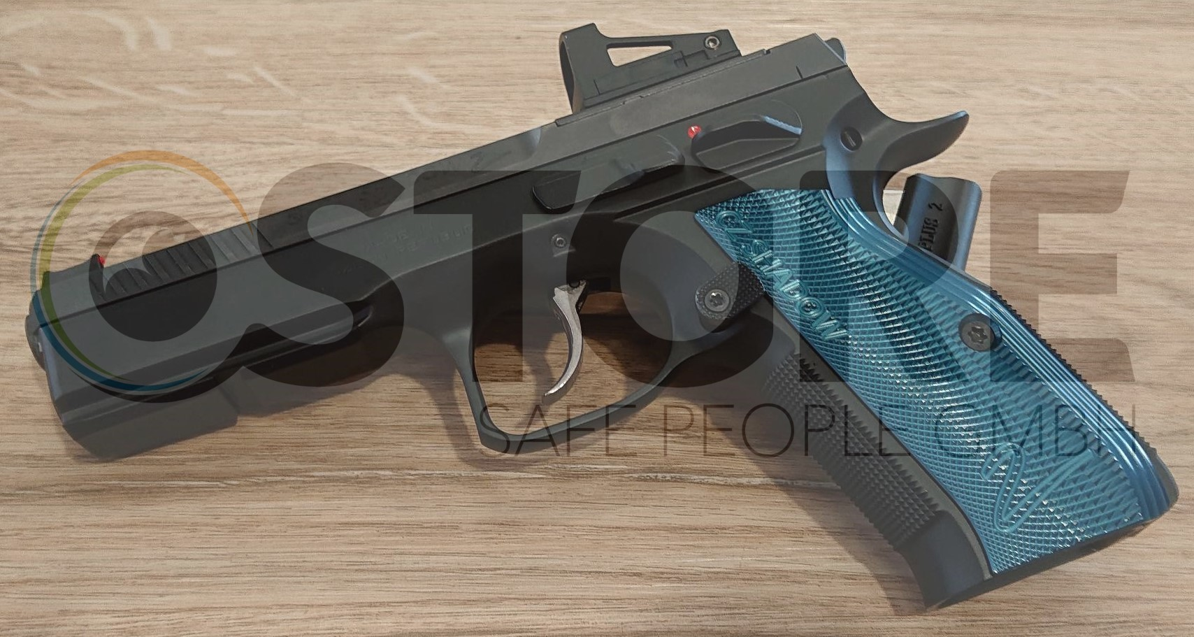 CZ Shadow2 Optics Ready - FULL SET