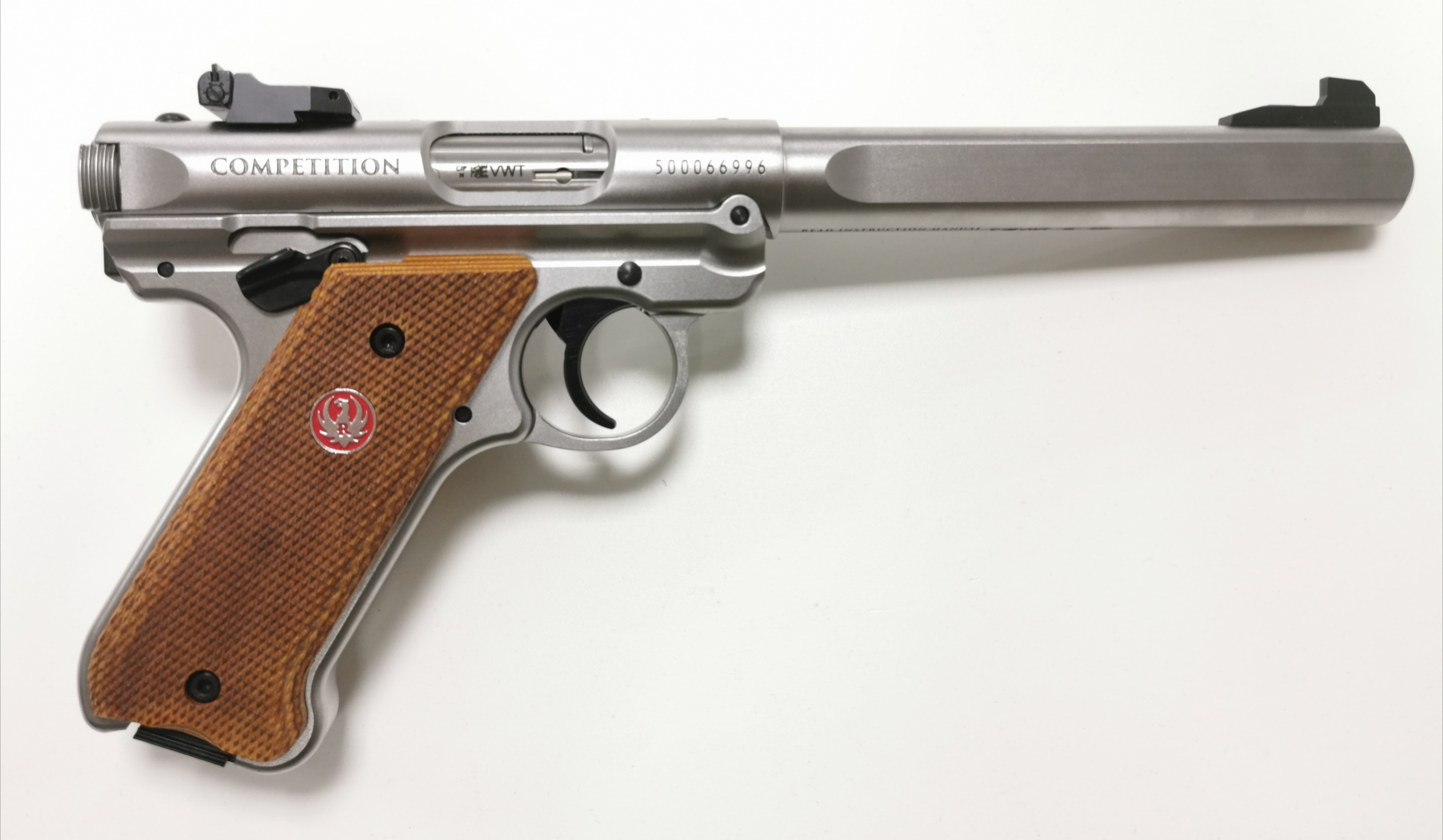 Ruger MK IV cal. 22L.r Competition