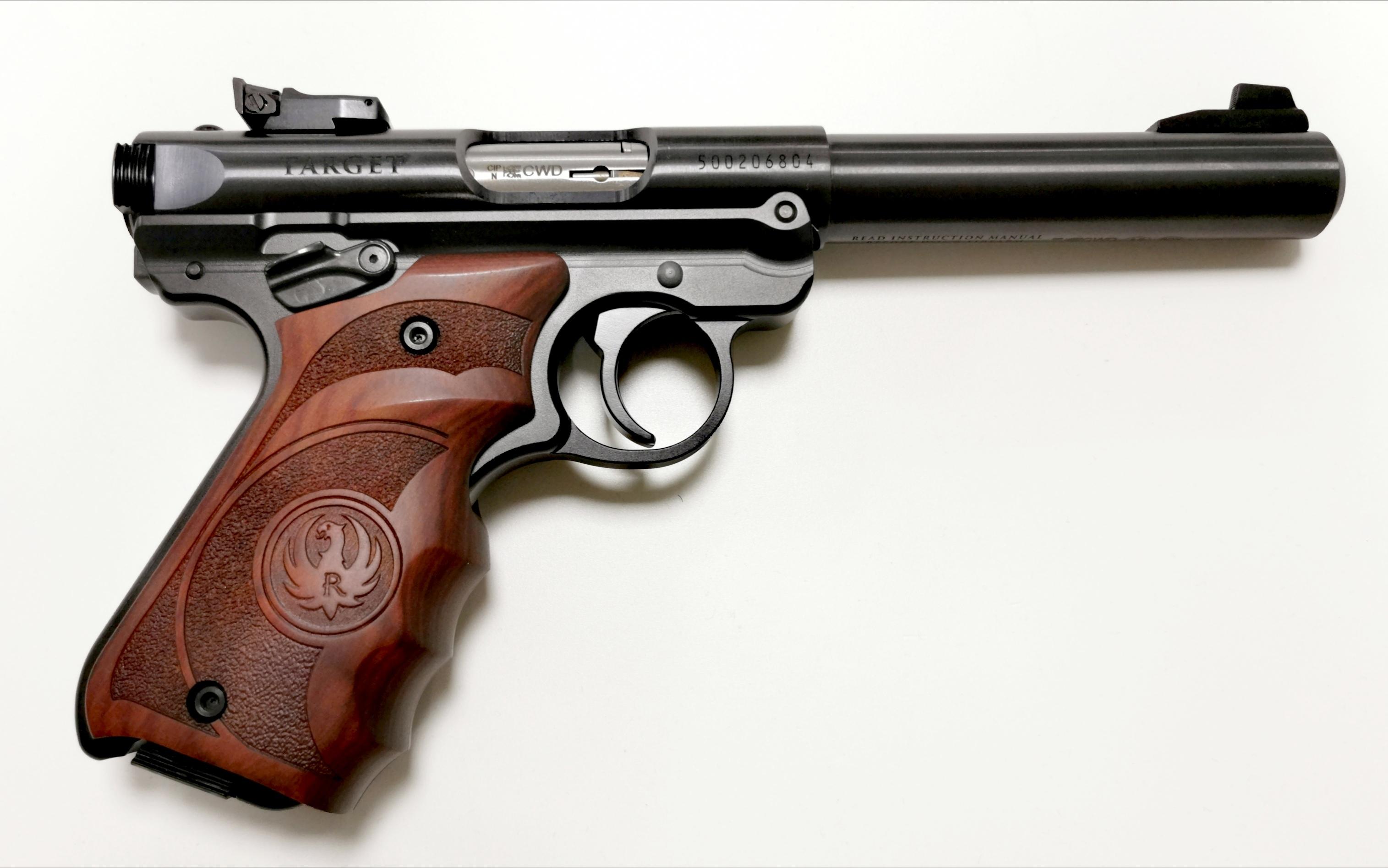 Ruger MK IV cal. 22L.r Target