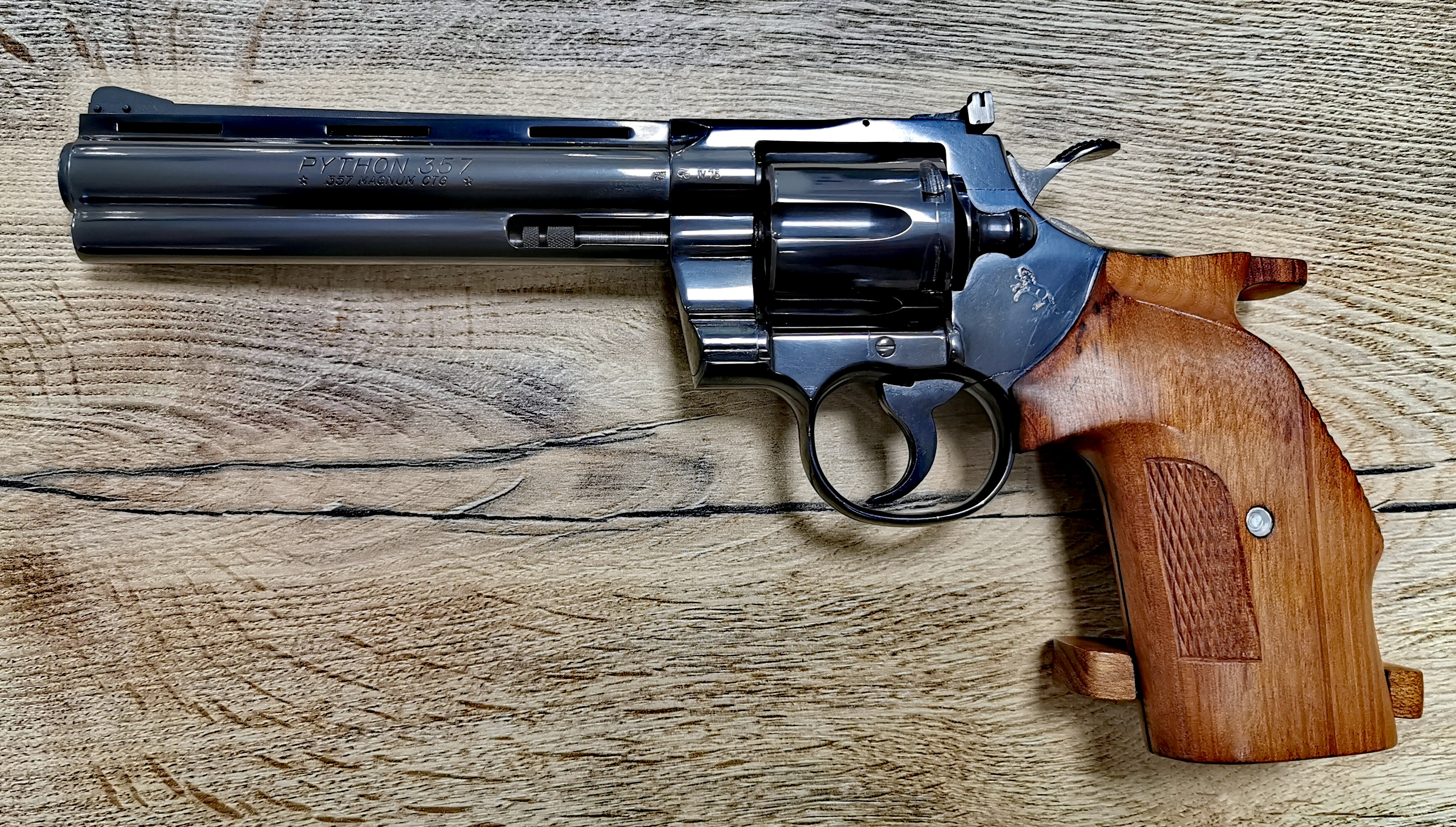 Colt Python cal. 357 Mag.