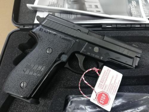 Sig Sauer P229 Black 9mm 1
