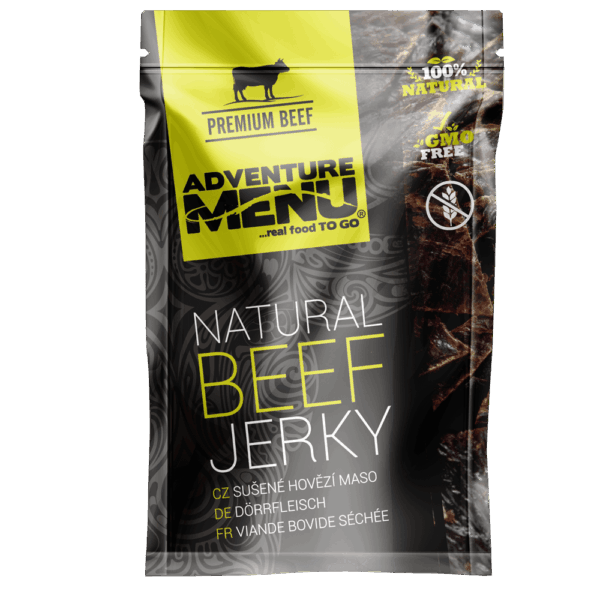 3 D Beef jerky front small