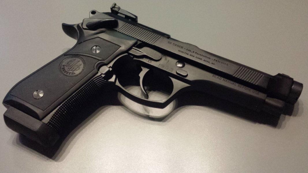 Beretta 92 Stock G8xxx8 Z
