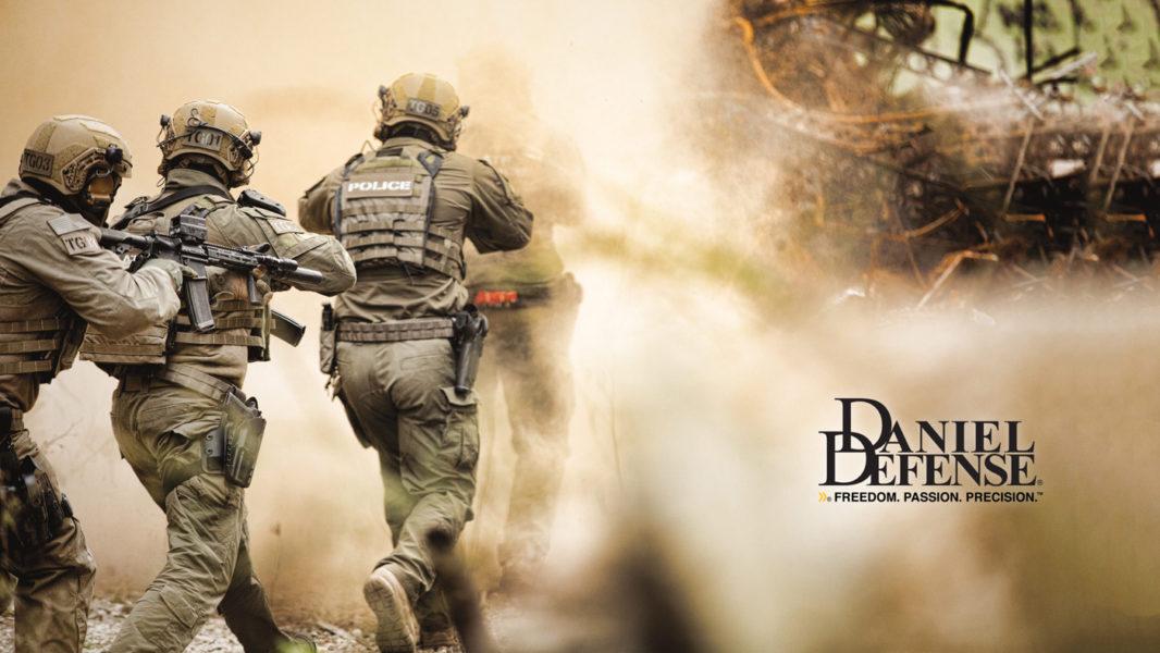 DANIEL DEFENSE Promotion