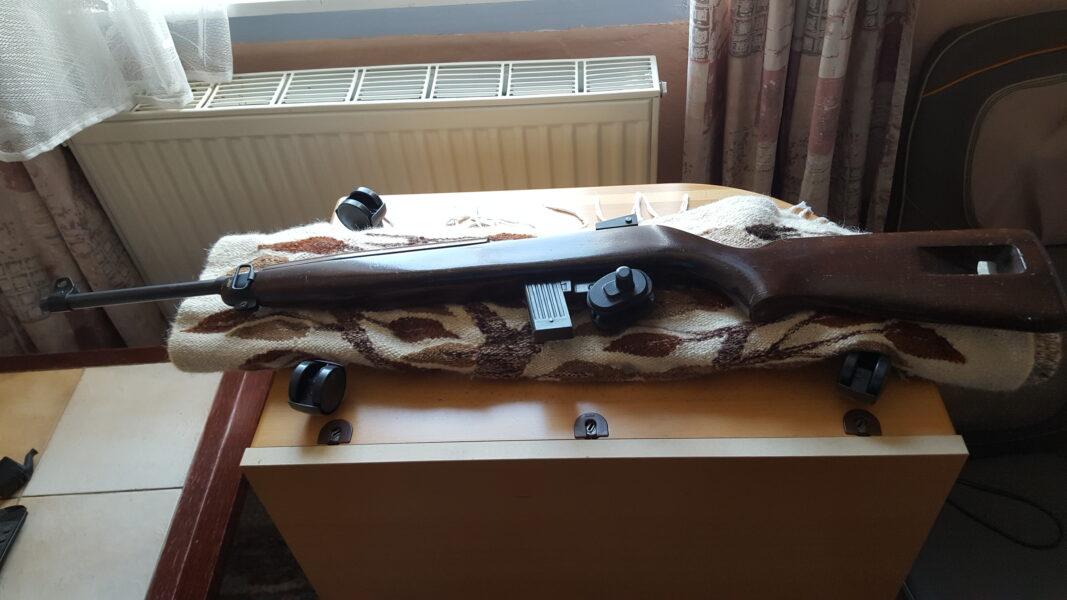 Gewehr Erma M1 093002