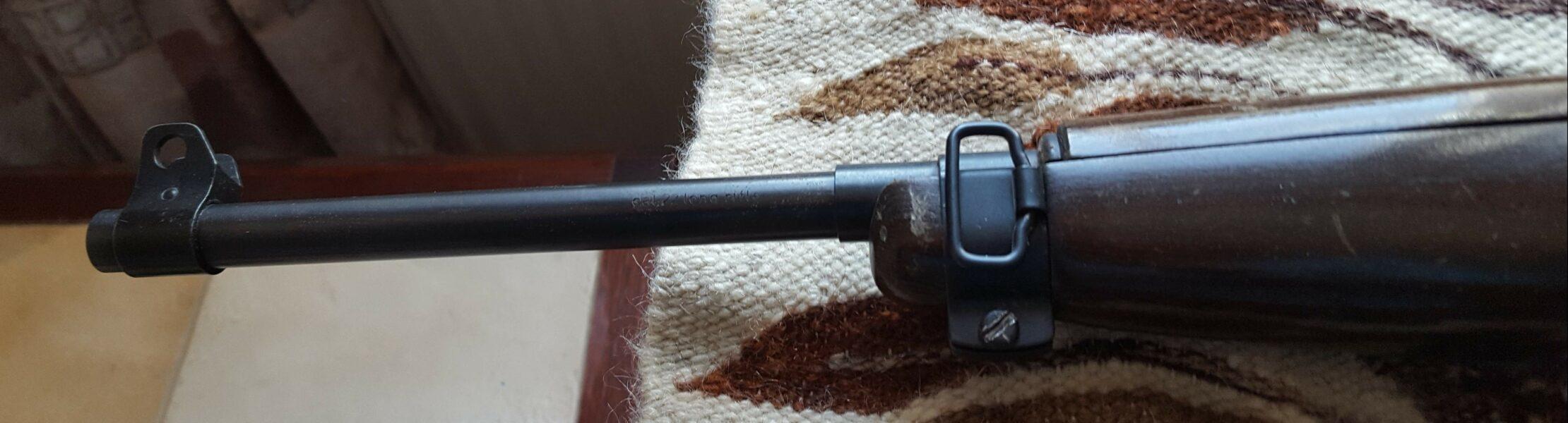 Gewehr Erma M1 093007
