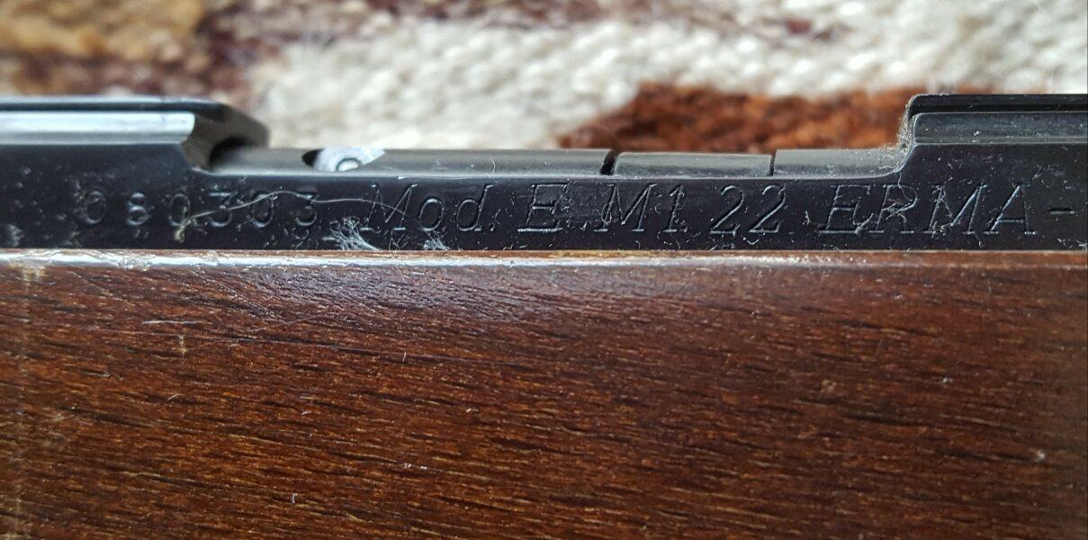 Gewehr Erma M1 093121