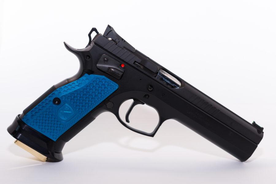 MONARCH 1 Short blue
