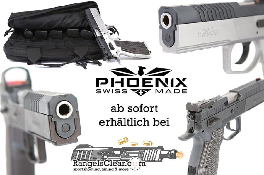 Phoenix Range Is Clear