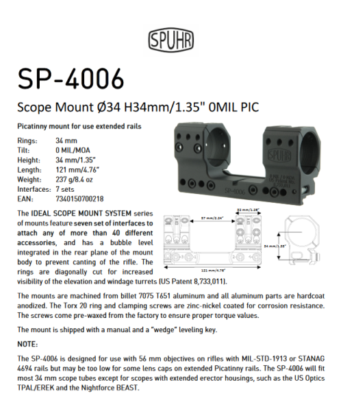 SP 4006