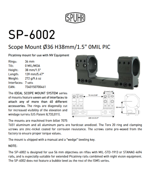 SP 6002