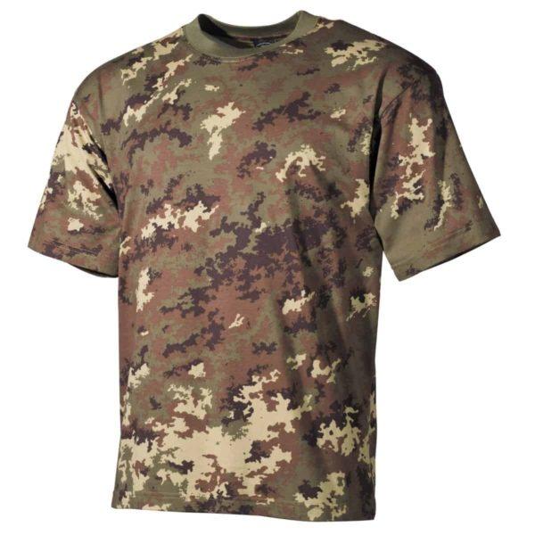 US T Shirt vegetato