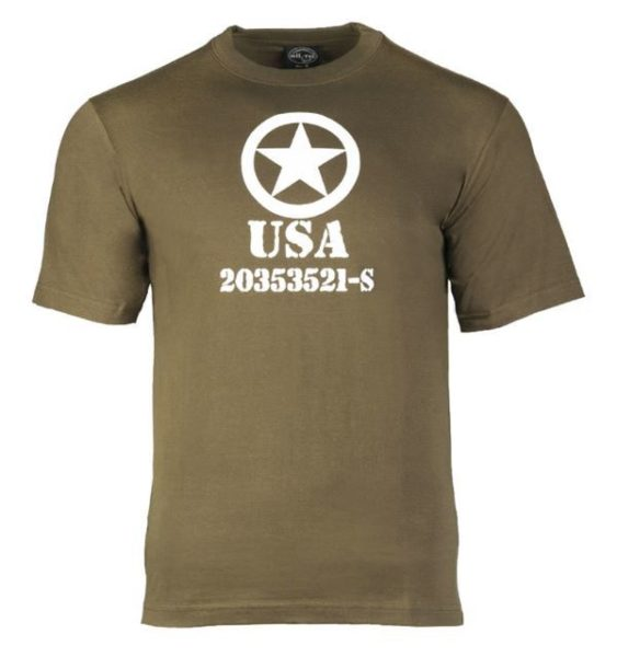 T shirt allied star