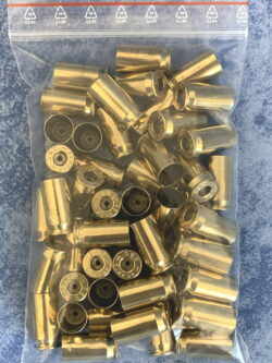 2.350 Hülsen .45 ACP Geco, S&B, Magtech, TSC