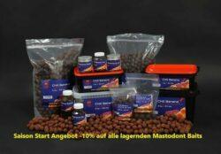 Mastodont Baits - 10% Rabatt