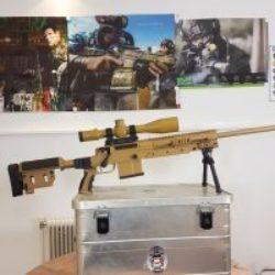Haenel RS9 (.338 Lapua Magnum)