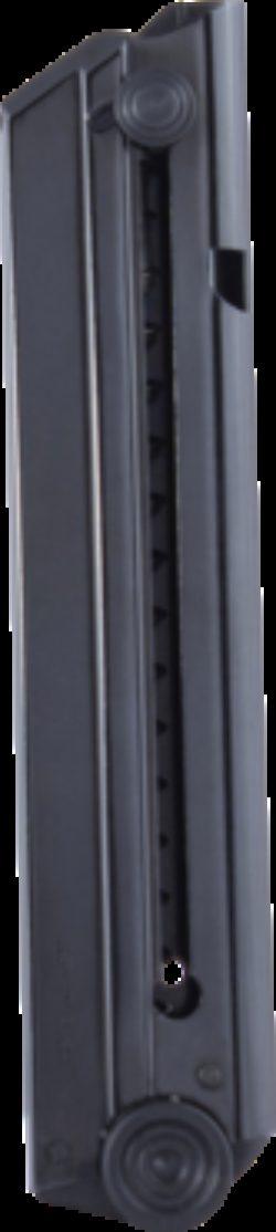 MEC-GAR Magazin für Luger P08 8-sch. brüniert 9mm Luger