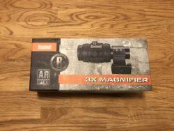 Bushnell AR Optics (TM) 3x Magnifier