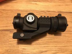 Bushnell Elite Tactical CQTS II 1x32 30 mm Multi-Dot Reticle Red Dot Sight