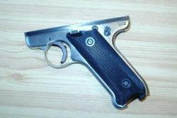 Pistolengriffstück