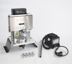Automatic Decapping Machine - ADM - Shooting Technology - Entzündermaschine