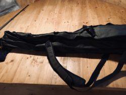 Rutentasche für 4 komplettmontierte Ruten