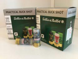 Sellier & Bellot 12/65 Practical Buck Shot