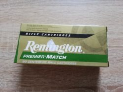 17 Schuss .223 Remington Premier Match