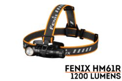 Fenix HM61R Headlamp Multi Use inkl. Akku