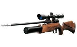 LG Cometa Lynx Holz braun 4,5mm (30 Joule)