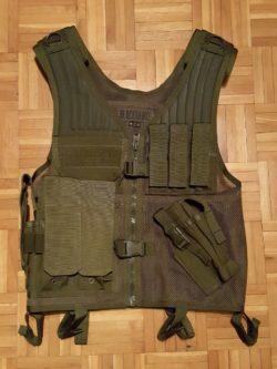 Blackhawk Omega Elite Tactical Vest (Kampfweste)