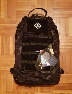 Emerson Gear Assault Tactical Backpack (MultiCam Black, MSM Adapt Pack, Rucksack)