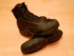 Oakley SI LSA Terrain Boots (Einsatzstiefel, schwarz, Gr. 44.5)
