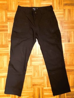 5.11 Tactical Stryke Pants schwarz Gr 32/32 (Einsatzhose, Security Hose)