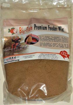 LIKRA Big-fish Premium Feeder Mix - 1,5kg