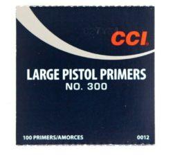 CCI Large Pistol 10000Stk.