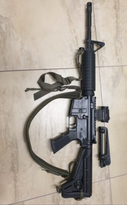 Oberland Arms AR15 OA15 Black Label M4 14.5 Zoll
