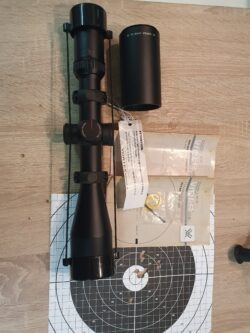 Vortex Viper HS-LR 4-16x50 FFP