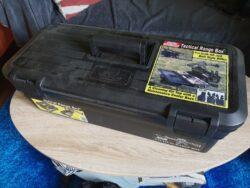 MTM Tactical Range Box