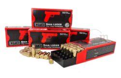 Geco DTX 9mm - 115 grain FMJ - ehemals White Box