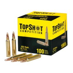 TopShot .223 - 55 grain FMJ - AKTION