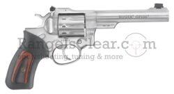 "Ruger Revolver GP100 5,5"" - .22lr - Stainless"