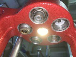 Hornady Lock and Load LNL Beleuchtung – Light – Licht