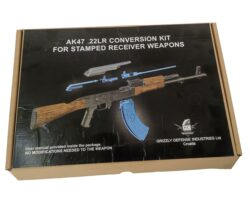 Grizzly Defense AK47 .22lr Conversion Kit