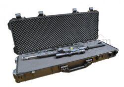 "CED Waterproof PCC/Rifle Case with Weels 39"" BLACK"