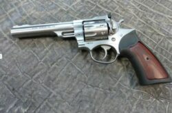 """Ruger GP 100 5,5"""" stainless"""