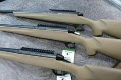 Remington 783 - .223 Rem/ .300 AAC Blackout/ .308 Win